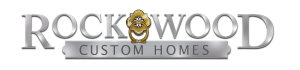 rockwood custom homes logo